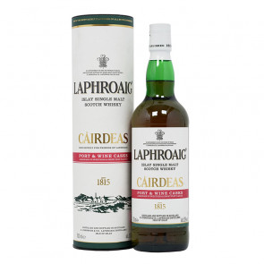 Laphroaig - Cairdeas Port & Wine Casks | Single Malt Scotch Whisky