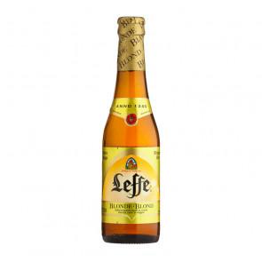 Leffe Blonde - 330ml (Bottle)   Belgium Beer
