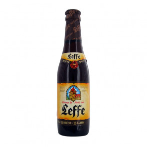Leffe Brune - 330ml (Bottle) | Belgium Beer