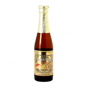 Lindemans Pêcheresse - 250ml (Bottle) | Belgium Beer