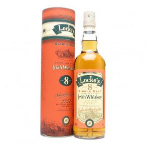 Locke's 8 Year Old Single Malt | Manila Whiskey