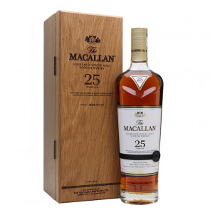 The Macallan 25 Year Old - Sherry Oak (2018 release) | Single Malt Scotch Whisky