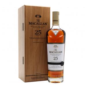 The Macallan 25 Year Old - Sherry Oak (2020 release) | Single Malt Scotch Whisky