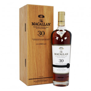 The Macallan 30 Year Old - Sherry Oak | Single Malt Scotch Whisky
