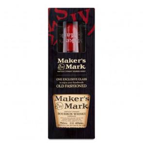 Maker's Mark - Exclusive Glass Set | Kentucky Straight Bourbon Whisky