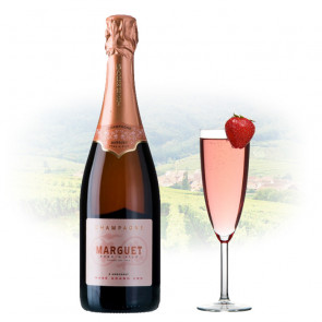 Marguet Brut Vintage 2009 Rosé Grand Cru | Philippines Manila Wine