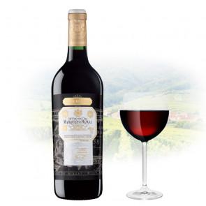 Marqués de Riscal - Rioja Gran Reserva | Spanish Red Win