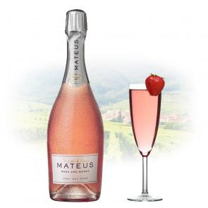 Mateus - Sparkling Demi Sec Rosé | Portuguese Sparkling Wine