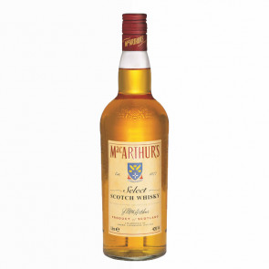 McArthur's Select | Philippines Manila Whisky