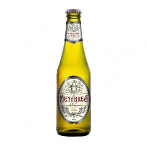 Menabrea Bionda Premium Lager - 330ml (Bottle)   Italian Beer