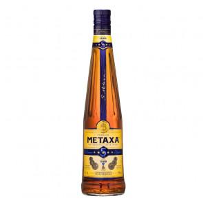 Metaxa - 5 Stars - 1L | Greek Brandy