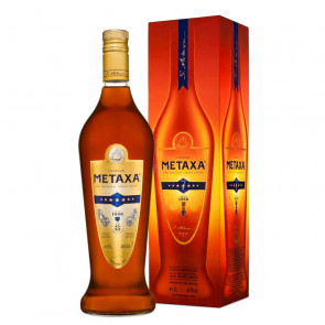 Metaxa - 7 Stars 1L | Philippines Manila Brandy