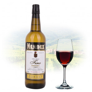 Mendez Dry Seco Fino Sherry | Spanish Fortified Wine