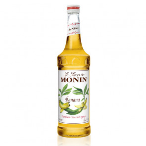 Le Sirop de Monin - Yellow Banana | Fruit Syrup