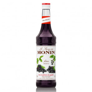 Le Sirop Monin - Blackberry Syrup | Fruit Syrup