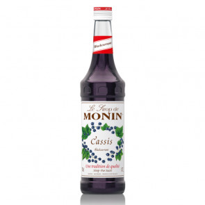 Le Sirop Monin - Blackcurrant Syrup | Fruit Syrup