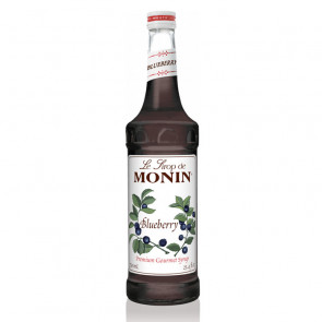 Le Sirop Monin - Blueberry | Fruit Syrup