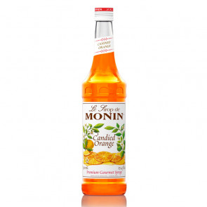 Le Sirop Monin - Candied Orange | Fruit Syrup
