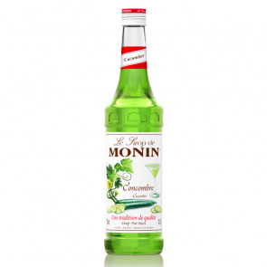 Le Sirop Monin - Cucumber | Fruit Syrup