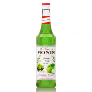 Le Sirop Monin - Green Apple | Fruit Syrup