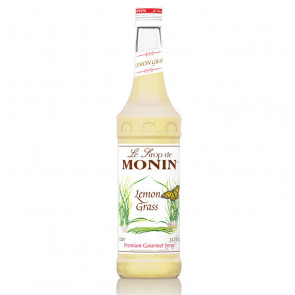 Le Sirop de Monin - Asian Lemongrass | Flowers, Herbs or Spices Syrup