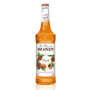 Le Sirop de Monin - Peach | Fruit Syrup