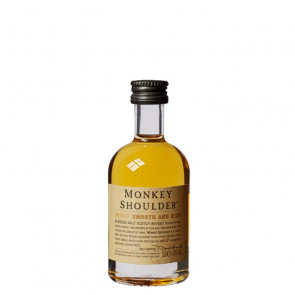 Monkey Shoulder - 50ml Miniature | Blended Malt Scotch Whisky