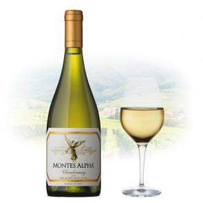 Montes Alpha Chardonnay 2015 | Philippines Manila Wine