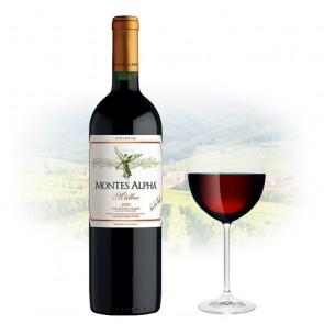 Montes Alpha Malbec 2014 | Philippines Manila Wine