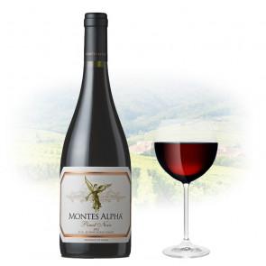 Montes Alpha Pinot Noir 2015 | Philippines Manila Wine