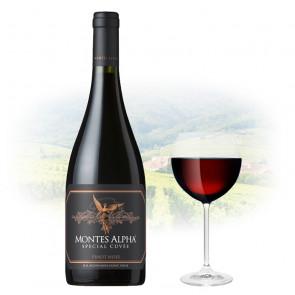 Montes Alpha Special Cuvee Pinot Noir | Philippines Manila Wine