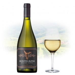 Montes Alpha Special Cuvee Sauvignon Blanc | Philippines Manila Wine