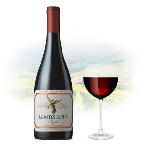 Montes Alpha Syrah 2015 | Philippines Manila Wine