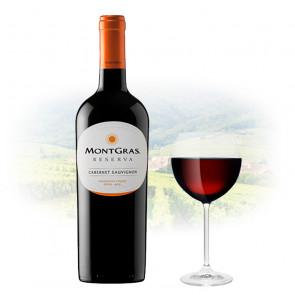 MontGras Cabernet Sauvignon Reserva 2015   Philippines Manila Wine