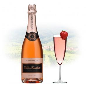 Nicolas Feuillatte - Brut Rosé | Champagne