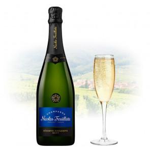 Nicolas Feuillatte - Réserve Exclusive Brut | Champagne