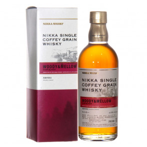 Nikka - Single Coffey Grain Woody & Mellow | Japanese Whisky