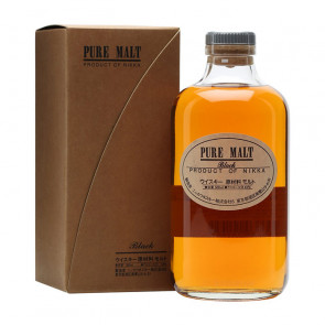 Nikka Pure Malt Black | Philippines Manila Whisky
