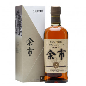 Nikka Yoichi 15 Year Old | Japanese Whisky