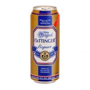 Oettinger Export - 500ml (Can)   German Beer