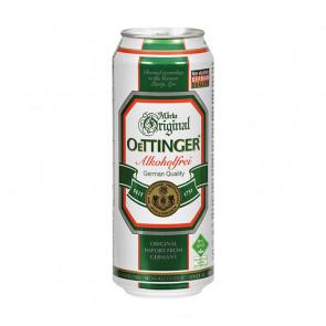 Oettinger Original Alcohol Free - 500ml (Can)   German Beer