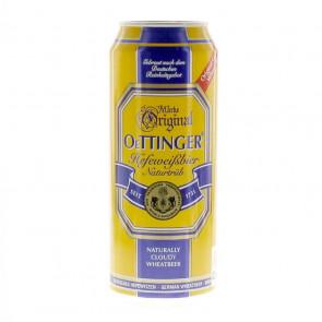 Oettinger Wheat Beer - 500ml (Can)   German Beer