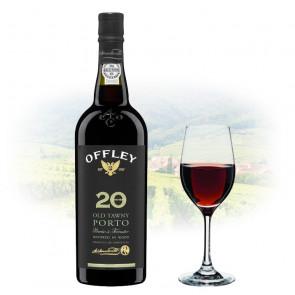 Offley Tawny 20 Year Old | Porto Wine