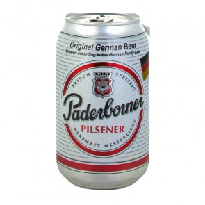 Paderborner Pilsener - 330ml (Can) | German Beer