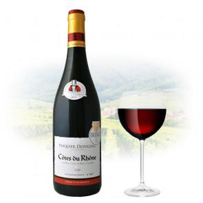 Pasquier Desvignes Cotes du Rhone   French Red Wine