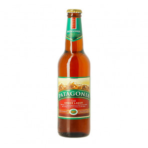 Patagonia Amber Lager - 355ml (Bottle)   Argentinian Beer