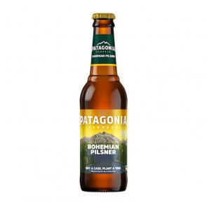 Patagonia Bohemian Pilsner - 355ml (Bottle)   Argentinian Beer