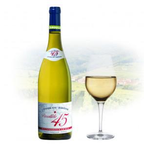 Paul Jaboulet Aine - Hermitage Blanc - Chevalier de Sterimberg | French White Wine