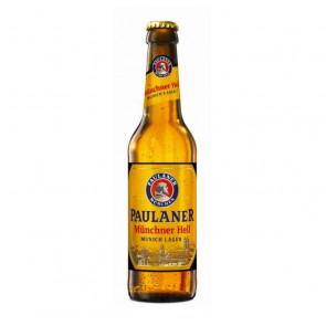 Paulaner Original Munich Hell - 330ml (Bottle) | German Beer
