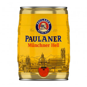 Paulaner Original Munich Hell - 5L (Keg) | German Beer
